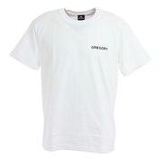 GMP ロゴTシャツ VICT 13757B WHT