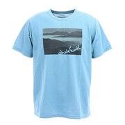 BKANDWT PHOTO Tシャツ WE2HJA21 BGRY