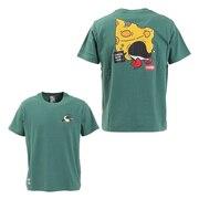 ブービーインチーズ 半袖Tシャツ CH01-1858-M076