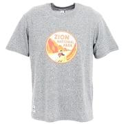 半袖Tシャツ ザイオンパークドライTシャツ CH01-1865-G005