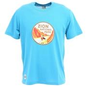 半袖Tシャツ ザイオンパークドライTシャツ CH01-1865-T030
