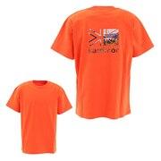 半袖Tシャツ back logo T 101237-0940
