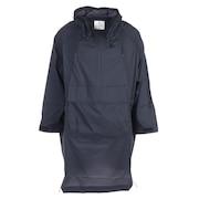 レインコート Rain&Wind Resistant ポンチョ JK-20SU015 BKレインウェア 防災