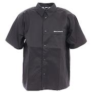 レインウエア 雨具 レインウェア WP3L ショートスリーブシャツ BIJ92206 BLACK