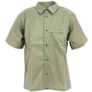 レインウエア 雨具 レインウェア WP3L ショートスリーブシャツ BIJ92206 KHAKI