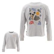 長袖Tシャツ ロンT デザートスケープ OL9642 057