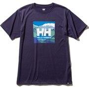 ショートスリーブフィヨルドTシャツ HOE62005 HB