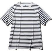 ショートスリーブボーダーTシャツ HOE62009 HB