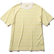ショートスリーブボーダーTシャツ HOE62009 TA