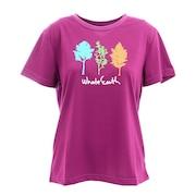 ツリーロゴTシャツ WE2HHA25 MGT