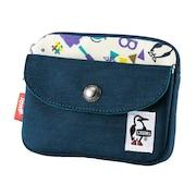 財布 ウォレット ポケットサイズ スウェットナイロン CH60-2924-Z191