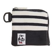 財布 ウォレット スクエアコインケース スウェットナイロン CH60-2689-K050