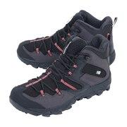 トレッキングシューズ ハイカット 登山靴 セイバー4ミッド アウトドライ YM7463 011