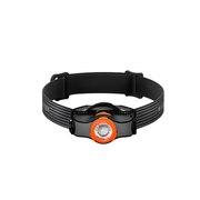 LEDヘッドライト  LEDLENSER MH3 ブラック×オレンジ 43133