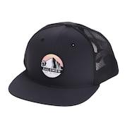 帽子 キャップ トレッキング 登山 TRUCKER FLAT キャップ LC1463600