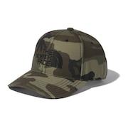 帽子 キャップ トレッキング 登山 TNFロゴキャップ NN02135 CF