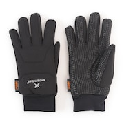 INSULATED WATFRPROOF 22IS WPG Black extremities グローブ
