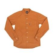 プロツアラーシャツ 2118 BROWN