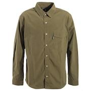 ワックスドツアラーシャツ 2154 KHAKI