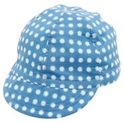 プリントサイクルキャップ 柄 マメシボリ 4520 044 Light Blue