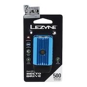 ヘクトドライブ 500XL 57-3502423103 BLUE  ロードバイク ライト
