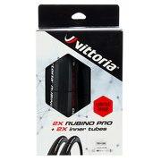 RUBINO PRO G2.0 TWINPACK 700x28