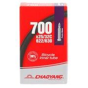700x25-32C チューブ 154816 仏式 48mm/ハコイリ