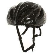 boss race サイズ:55-60 サイクルヘルメット 410229 0317 Black