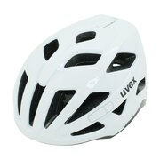 active race 4104300217 WT/BK ロードバイク ヘルメット
