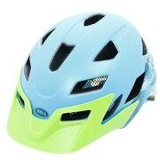 ジュニア サイドトラック ヘルメット 7101836 マットグリーン/ブルー ナーリー