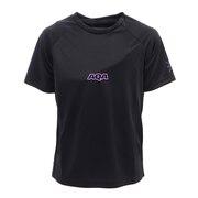 ジュニア ラッシュガードTシャツ KW-4635 BLK
