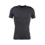 ストレッチ 半袖Tネックシャツ 723G6ES4172 NVY