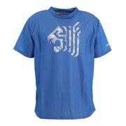 プリント半袖Tシャツ オーセンティックタイガー MT7HSA68-043
