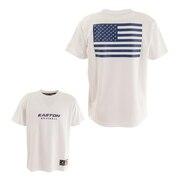STARSANDSTRIPES Tシャツ EA7JSA30-010
