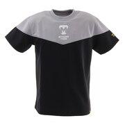 カラーブロック 半袖Tシャツ MT7KSA41-216