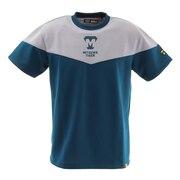 カラーブロック 半袖Tシャツ MT7KSA41-228
