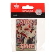 野球 ANGELS OHTANI SHO-TIME マグネット