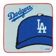 野球 MLB Dodgers ミニタオル