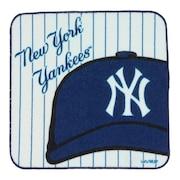 野球 MLB Yankees ミニタオル