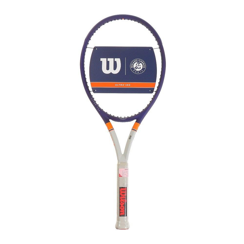 WILLSON 硬式用テニスラケット ULTRA 100 RG 2021 WR068411U 2 219 テニス