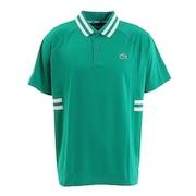 テニスウェア「ノバク・ジョコビッチ」サイドボーダーポロシャツ DH9615L-KF2