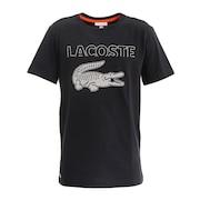 LACOSTE SPORT ヨークデザインクルーネックTシャツ TH1573L-DL3