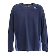 【海外サイズ】Slant 長袖 Tシャツ 2.0 FOA401668-6DG
