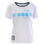 ロゴ半袖Tシャツ DTP0596-90