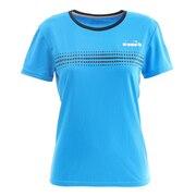 ロゴ半袖Tシャツ DTP0597-60