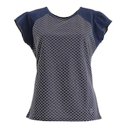 テニス ドライプラス ドット Tシャツ HU20FLS733061NVY