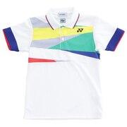 ジュニア ゲームシャツ テニス 10318J-011