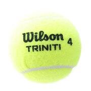 硬式用テニスボール TRINITI 4 BALL WRT115200