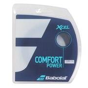 硬式テニスストリング XCEL 241110-BLK-130