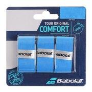 テニスグリップテープ 3本入り TOUR ORIGINA X3 653047-BLU
